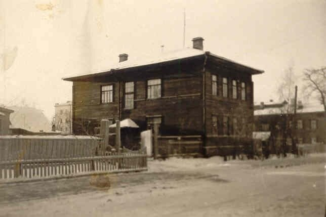 Благовещенская(Клары Цеткин),Дом №31А.