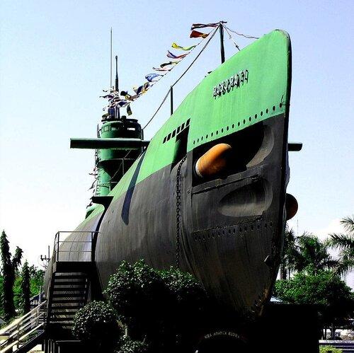 Подлодка-музей