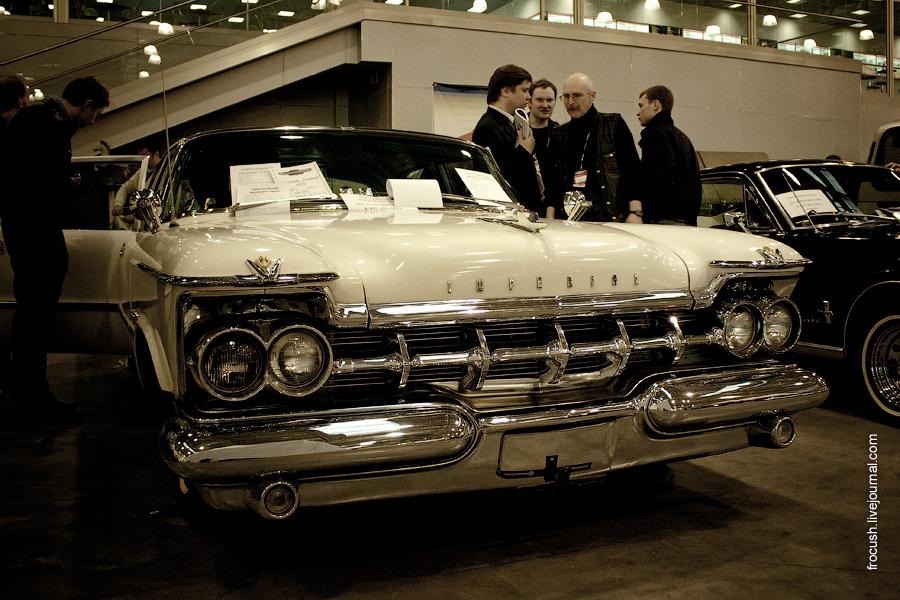Chrysler Imperial Crown, 1959