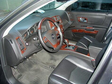 Cadillac SRX очаровал Владимира