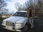 безумно люблю Mercedes W124