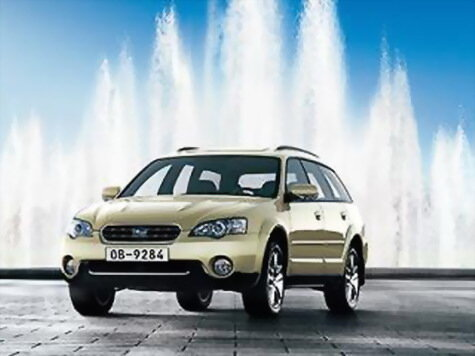 Алексей советует покупать Subaru Outback