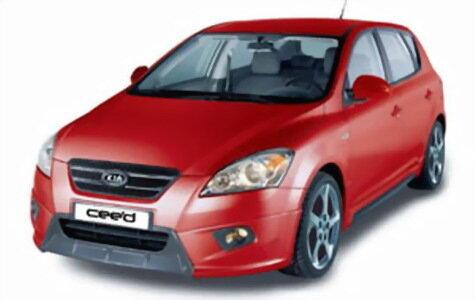 Kia Cee'd будут выпускаться под знаком XR