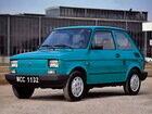 Fiat 126p наводит ужас на водителей