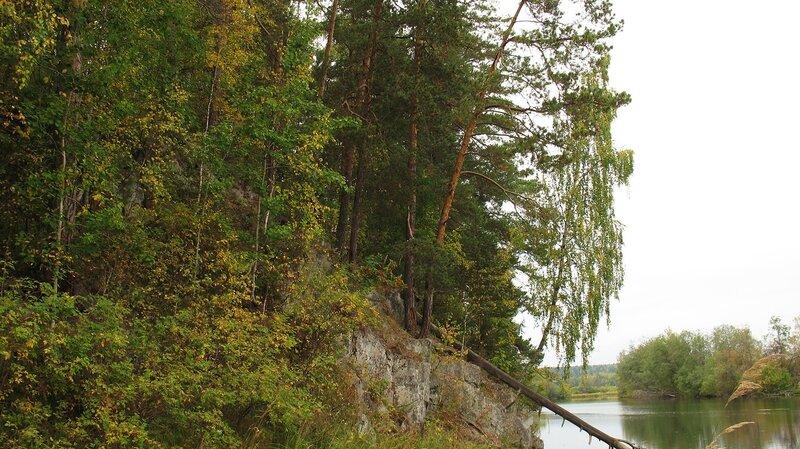 Река Ревда 1