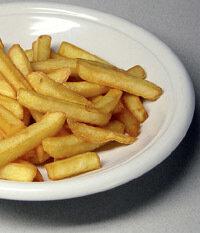 Картофель фри повышает риск рака