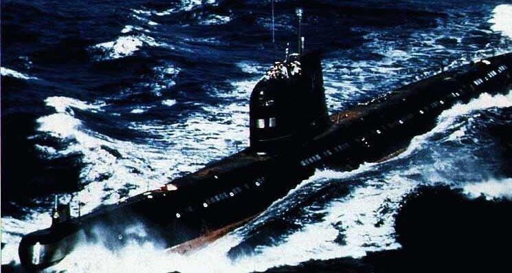 городницкий подводная лодка слушать
