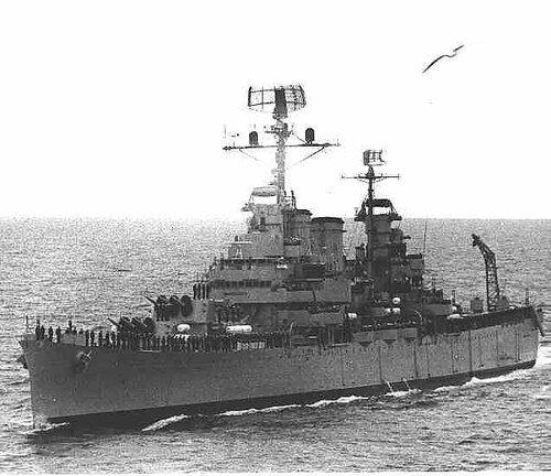 «Генерал Бельграно» — погибший крейсер военно-морских сил Аргентины