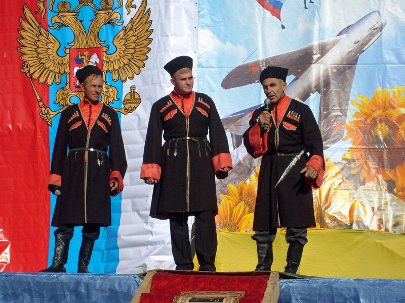 004. Праздник в Бриньковской. Фотограф Светлана Левада