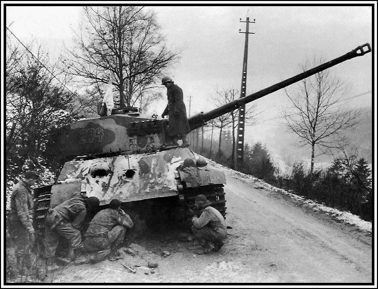 Pz.Kpfw. VI Ausf. B