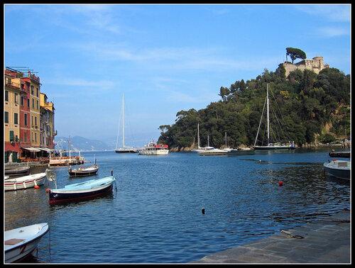 Бухта Портофино