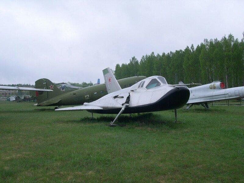 Монино, музей ВВС