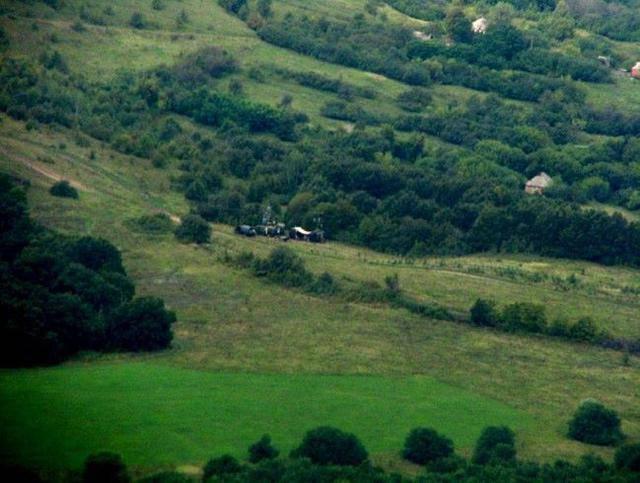 ГПСУ обнаружила на участке границы близ Харьковской области 3 новых российских разведкомплекса. ФОТО