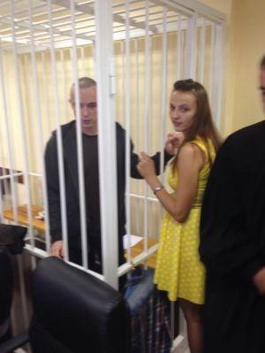 Судья Дениса Полищука взял самоотвод
