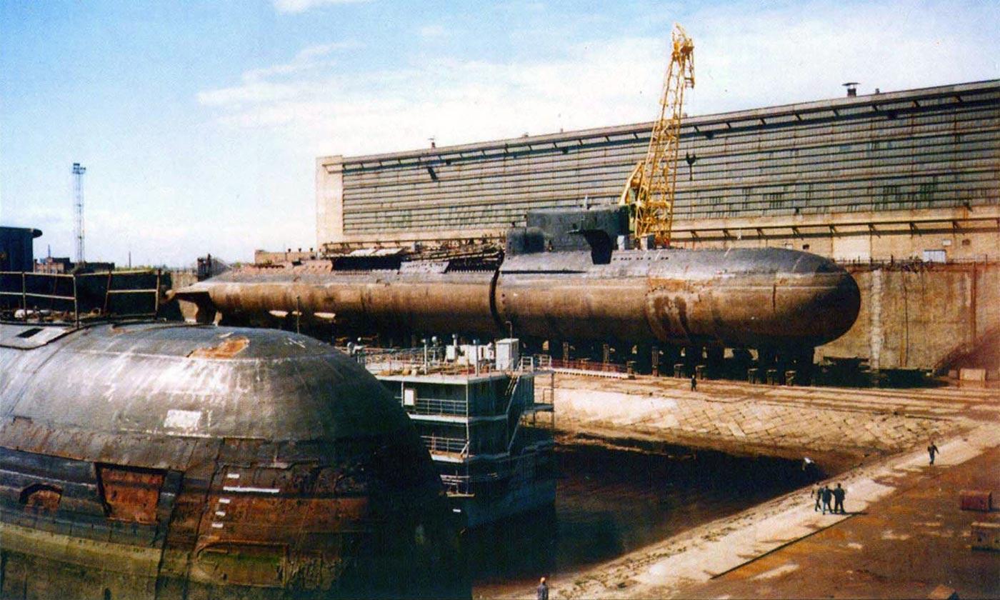 атомная подводная лодка оренбург