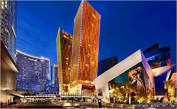 MGM Mirage. Космические кристаллы Лас-Вегаса