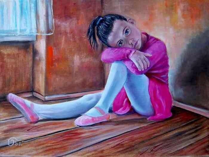 Не торопите время никогда! Живопись венгерского художника Osi