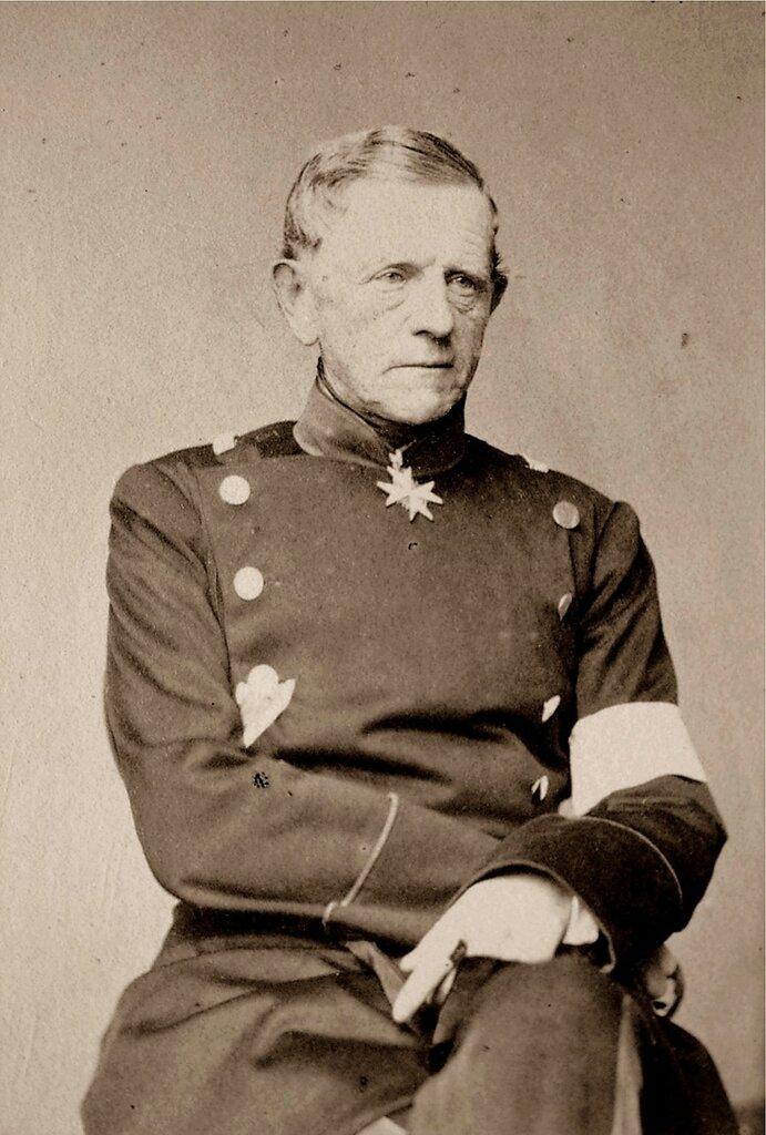 Generalfeldmarschall Helmuth Graf von Moltke