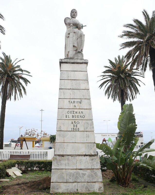 Порт Тарифа (Puerto de Tarifa)