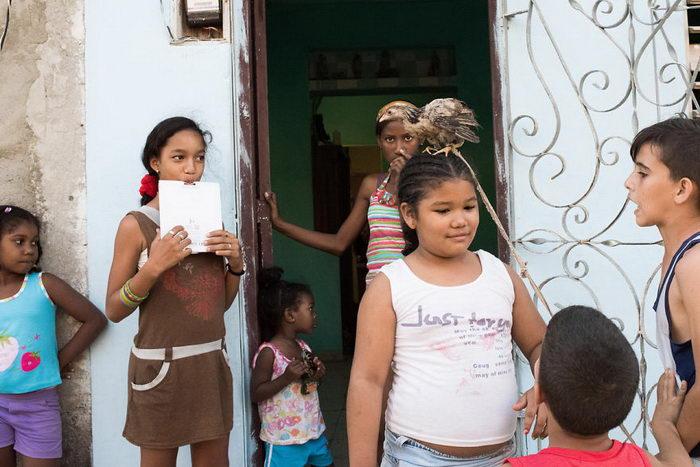 Живая Куба в фотоработах Росса Харви (Ross Harvey)