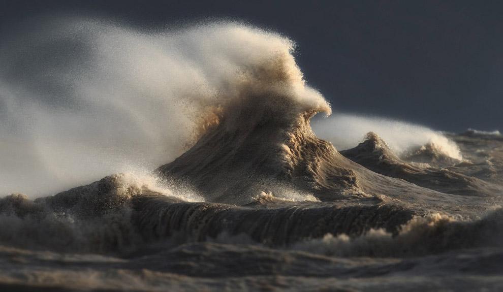 3. «Когда я был ребенком, я любил быть на воде или возле нее. Меня очаровывала её сила и сила в