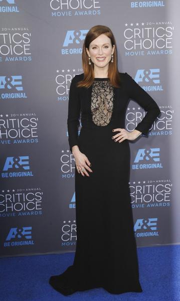 Critics' Choice Movie Awards 2015: главные платья церемонии