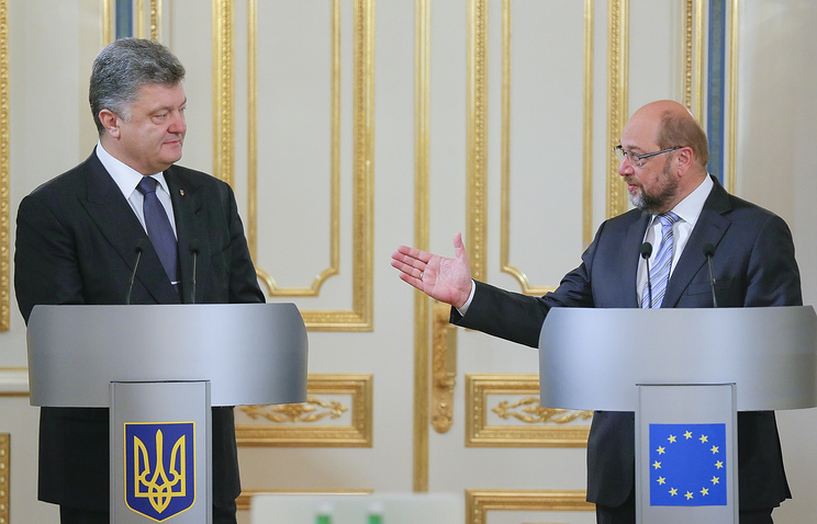 Шульц: Украина выполнила все условия для «безвиза»