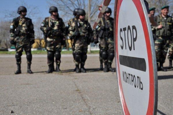 Задержанный вКрыму украинский «разведчик»— участник АТО, член исполкома Энергодара