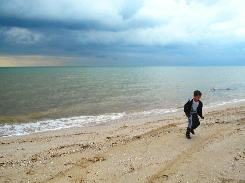 Юный турист, в движении ... DSCN5959.JPG