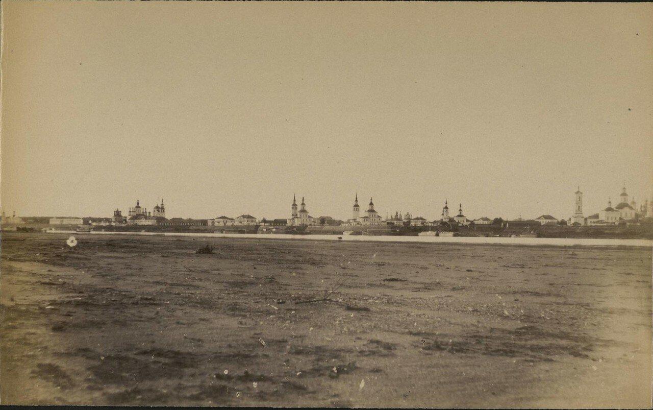 Великий Устюг. На левом берегу Сухоны