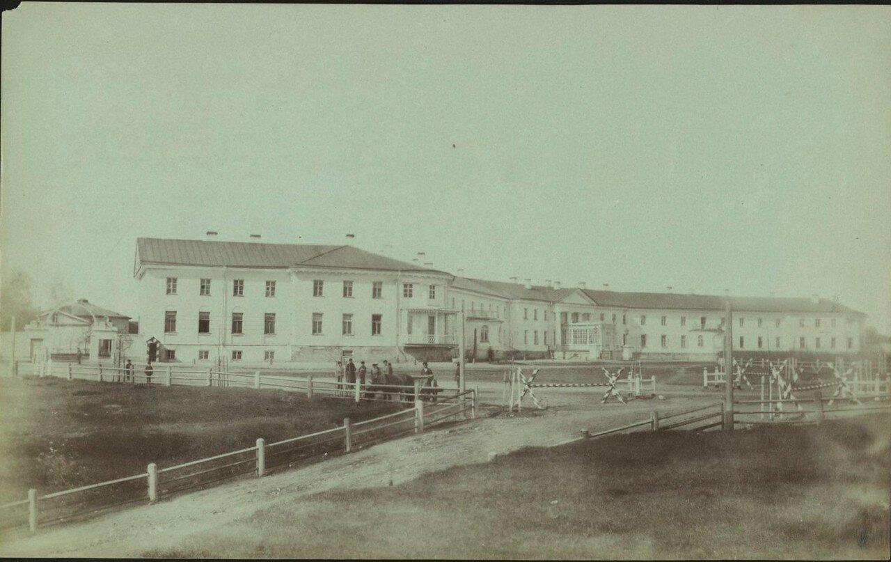 Петрозаводск. Резиденция губернатора на Петровской площади