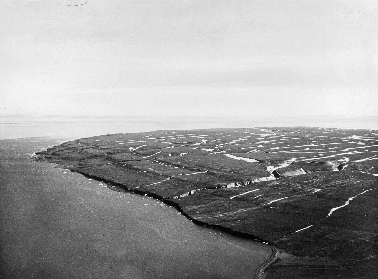 1931. Новая Земля. Береговые террасы