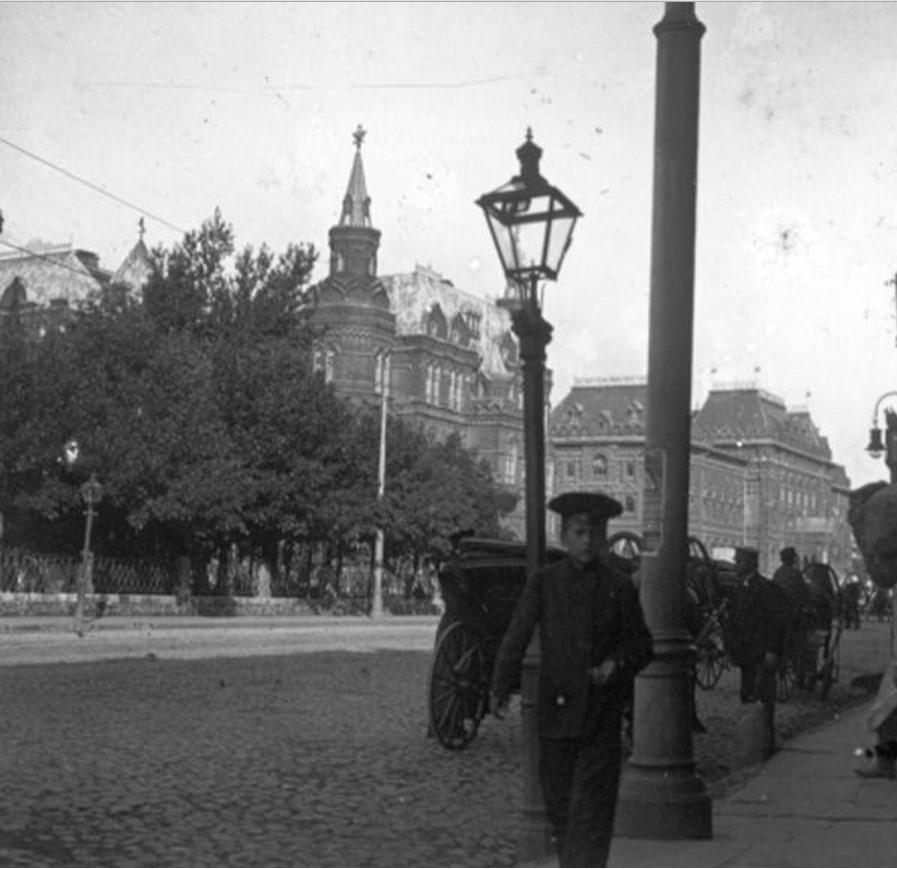 У Московской городской думы