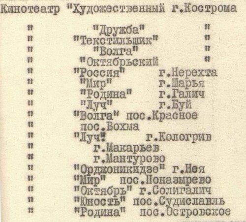 ГАКО, ф. Р-2971, оп. 2, д. 29, л. 1
