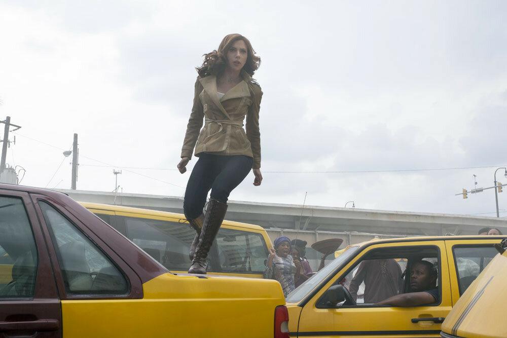 Marvel's Captain America: Civil WarBlack Widow/Natasha Romanoff (Scarlett Johansson)Photo Credit: Zade Rosenthal© Marvel 2016