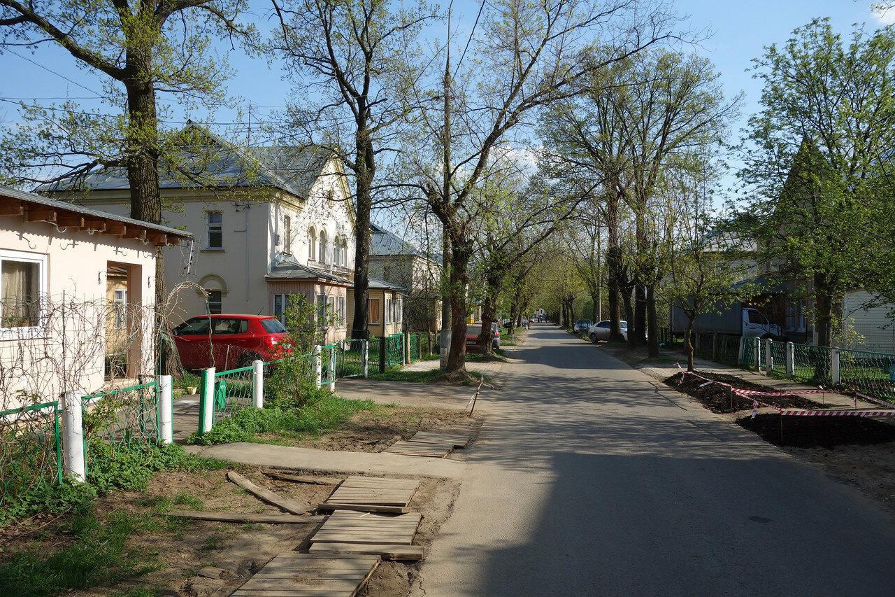 поселок Северный, Москва