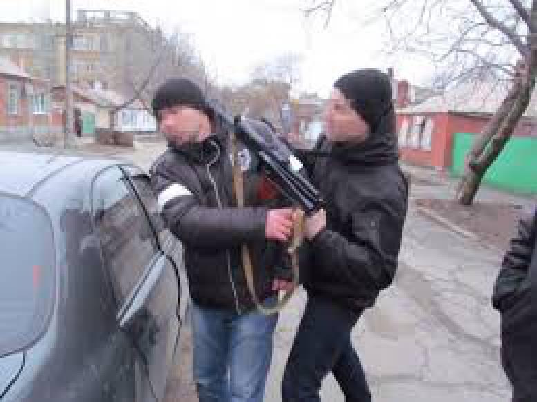 Сотрудник прокуратуры Донецкой области предъявил на блокпосту поддельный документ на имя разыскиваемого сепаратиста