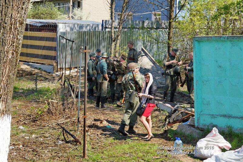 Празднование Дня Победы 2016 в Кубинке