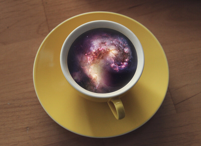Coffee Cup Manipulations