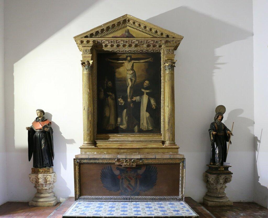 Гранада. Монастырь Святого Иеронима (Monasterio de San Jerónimo)