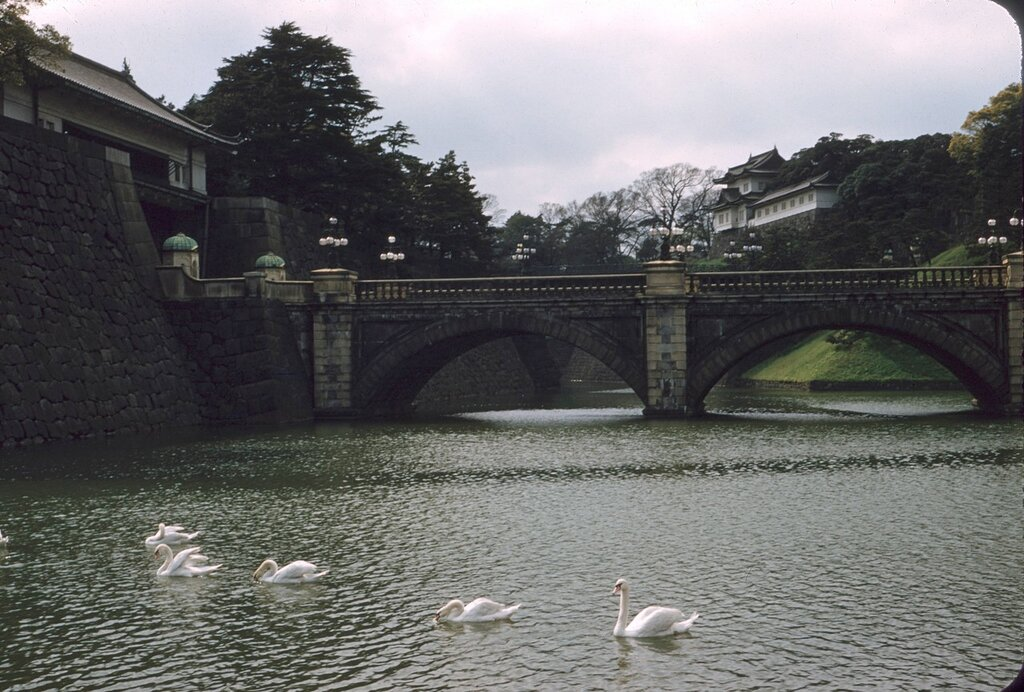 Imperial Palace, 1954.
