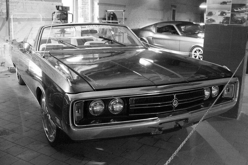 Московский музей ретро-автомобилей
