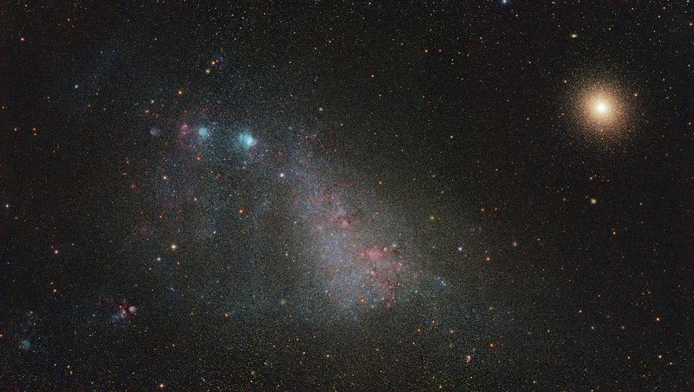 18. Претендент в категории «Галактики». Снимок скопления галактик (Abell S0636). Общее время вы