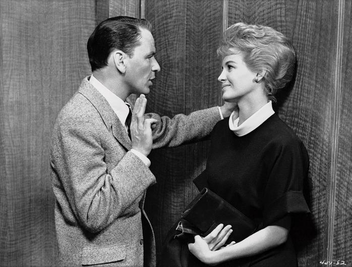 Натали Вуд Натали Вуд также снималась с Фрэнком Синатрой в одном фильме. Это была картина Kings Go F
