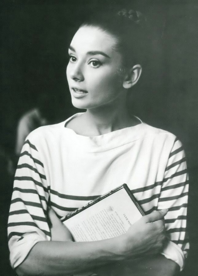 Настудии Синечитта вРиме. Август 1955г.