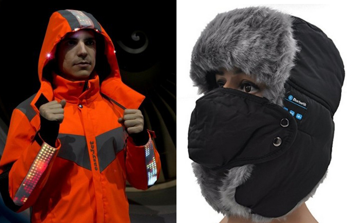 На стыке моды и технологий: «умная» одежда на все случаи жизни (10 фото)