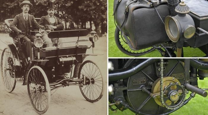 Автомобили Peugeot: с чего все началось (10 фото)