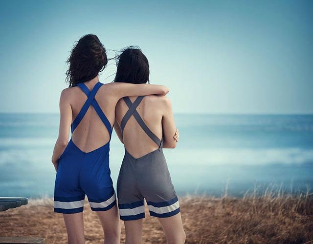 Море-море: кампания Giorgio Armani весна-лето 2015