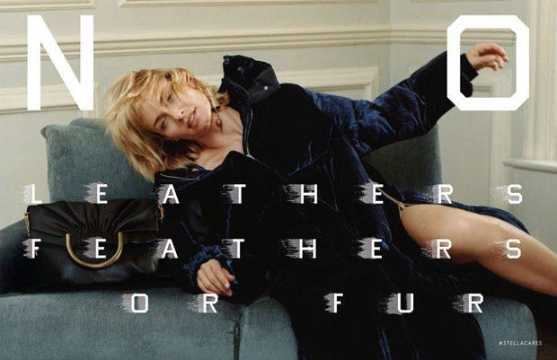 Эмбер Валлетта для Stella McCartney