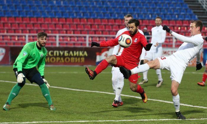 Нападающий сборной Армении стал игроком «Енисея»